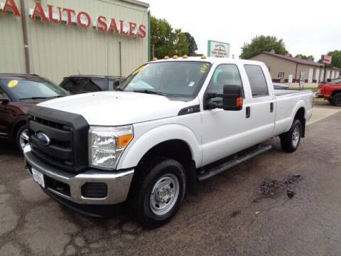 2015 Ford F-350 Super Duty for sale at De Anda Auto Sales in Storm Lake IA