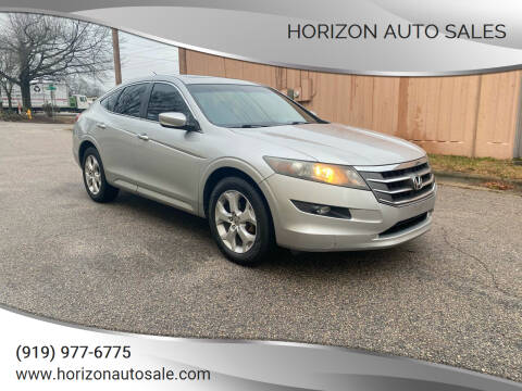 2010 Honda Accord Crosstour for sale at Horizon Auto Sales in Raleigh NC