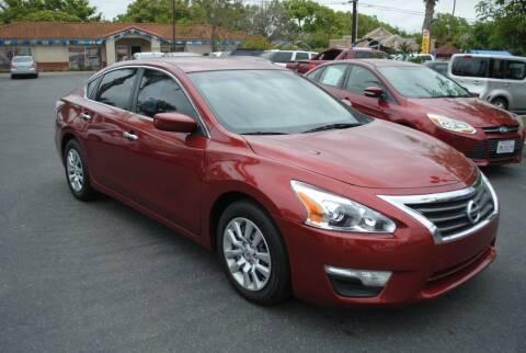 2014 Nissan Altima for sale at MIKE AHWAZI in Santa Ana CA