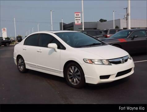 2009 Honda Civic for sale at BOB ROHRMAN FORT WAYNE TOYOTA in Fort Wayne IN