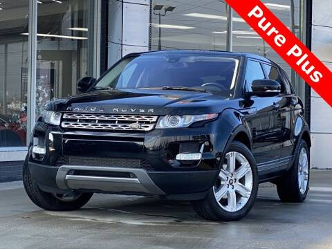 2013 Land Rover Range Rover Evoque for sale at Carmel Motors in Indianapolis IN
