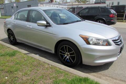 2012 Honda Accord for sale at First Choice Automobile in Uniondale NY