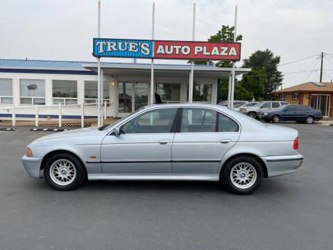 1998 BMW 5 Series for sale at True's Auto Plaza in Union Gap WA