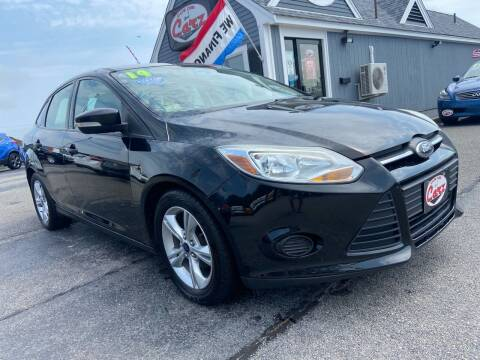 2014 Ford Focus for sale at Cape Cod Carz in Hyannis MA