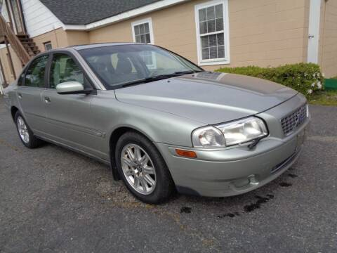 2005 Volvo S80 for sale at Liberty Motors in Chesapeake VA