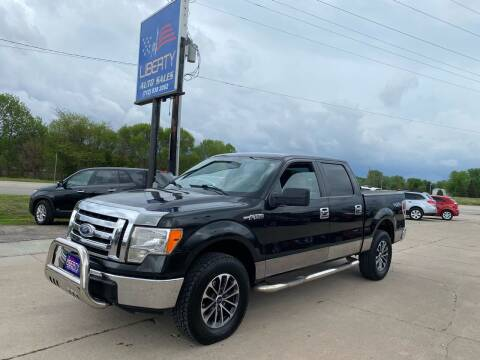 2010 Ford F-150 for sale at Liberty Auto Sales in Merrill IA