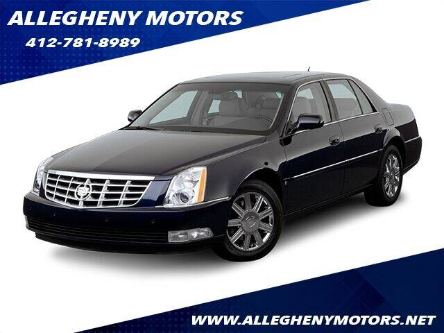 2006 Cadillac DTS for sale at Allegheny Motors in Pittsburgh PA