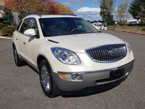 2009 Buick Enclave for sale at Washington Auto Sales in Tacoma WA