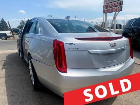 2017 Cadillac XTS for sale at ELITE MOTOR CARS OF MIAMI in Miami FL