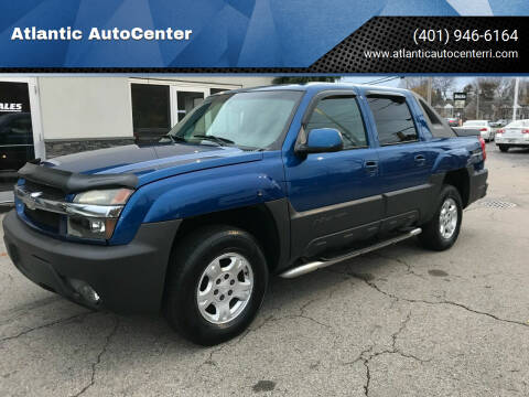 2003 Chevrolet Avalanche for sale at Atlantic AutoCenter in Cranston RI