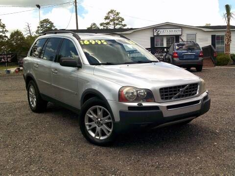 2006 Volvo XC90 for sale at Let's Go Auto Of Columbia in West Columbia SC