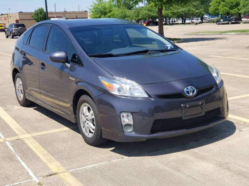 2010 Toyota Prius for sale at ACE AUTOMOTIVE in Houston TX