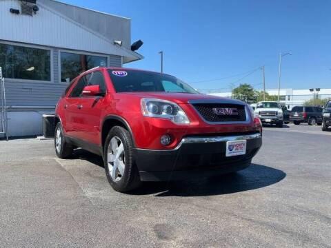 2012 GMC Acadia for sale at 355 North Auto in Lombard IL