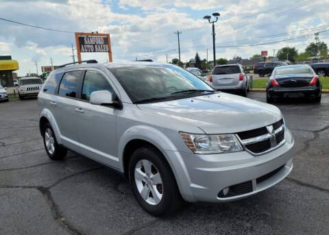 2010 Dodge Journey for sale at Samford Auto Sales in Riverview MI