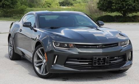 2016 Chevrolet Camaro for sale at Big O Auto LLC in Omaha NE