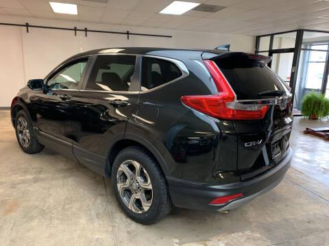 2017 Honda CR-V for sale at Dominic Sales LTD in Syracuse NY