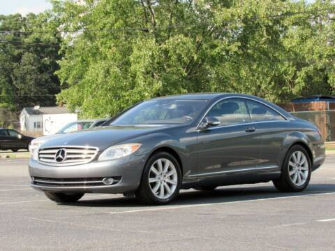 2008 Mercedes-Benz CL-Class for sale at Access Auto in Kernersville NC