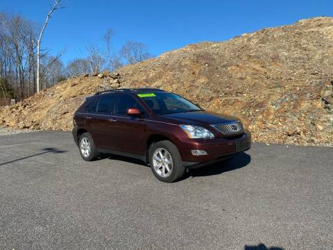 2009 Lexus RX 350 for sale at Fournier Auto and Truck Sales in Rehoboth MA