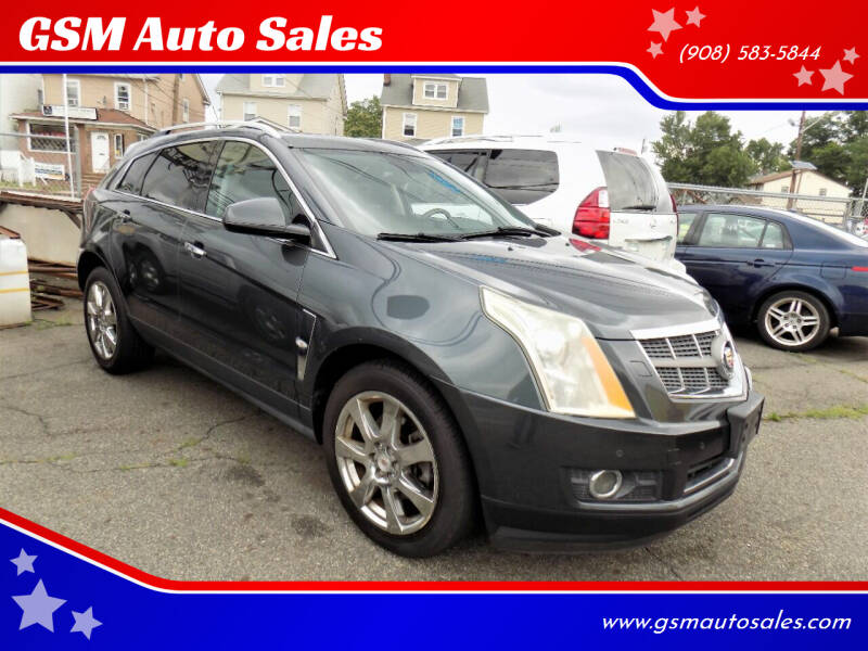 2011 Cadillac SRX for sale at GSM Auto Sales in Linden NJ