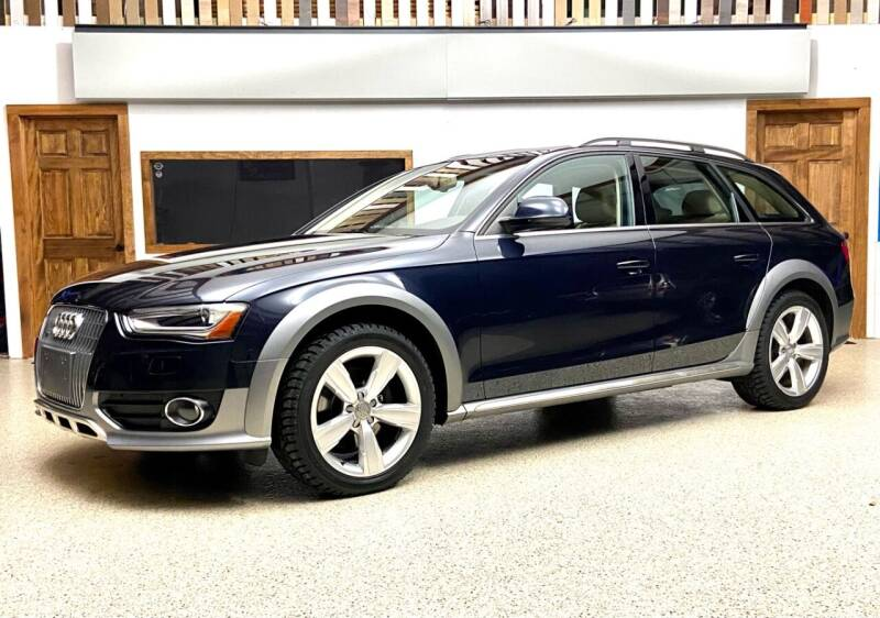 2014 Audi Allroad for sale at EuroMotors LLC in Lee MA
