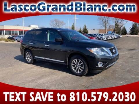 2016 Nissan Pathfinder for sale at Lasco of Grand Blanc in Grand Blanc MI