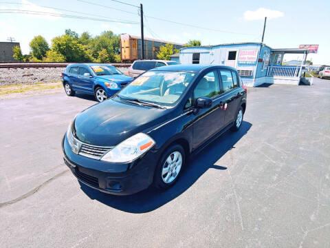 2009 Nissan Versa for sale at DISCOUNT AUTO SALES in Murfreesboro TN