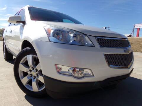 2011 Chevrolet Traverse for sale at Calvary Motors, Inc. in Bixby OK