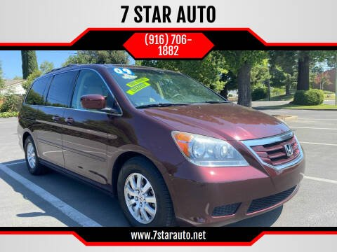 2009 Honda Odyssey for sale at 7 STAR AUTO in Sacramento CA