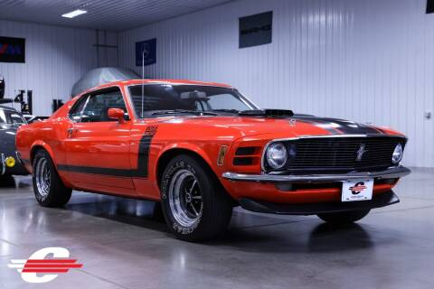1970 Ford Mustang Boss 302 for sale at Cantech Automotive in North Syracuse NY