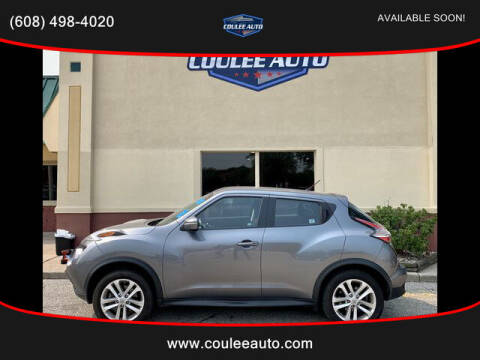 2016 Nissan JUKE for sale at Coulee Auto in La Crosse WI