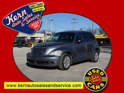 2009 Chrysler PT Cruiser for sale at Kern Auto Sales & Service LLC in Chelsea MI