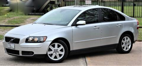 2006 Volvo S40 for sale at Texas Auto Corporation in Houston TX