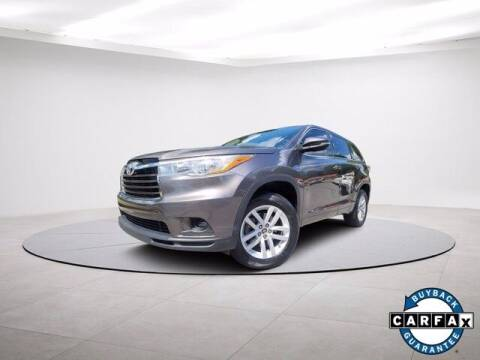 2016 Toyota Highlander for sale at Carma Auto Group in Duluth GA