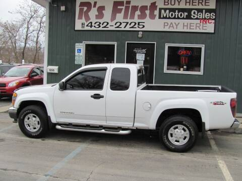 2005 GMC Canyon for sale at R's First Motor Sales Inc in Cambridge OH