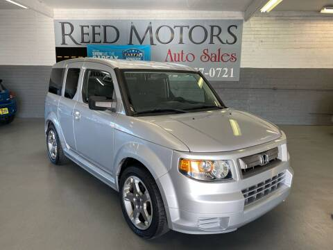 2007 Honda Element for sale at REED MOTORS LLC in Phoenix AZ