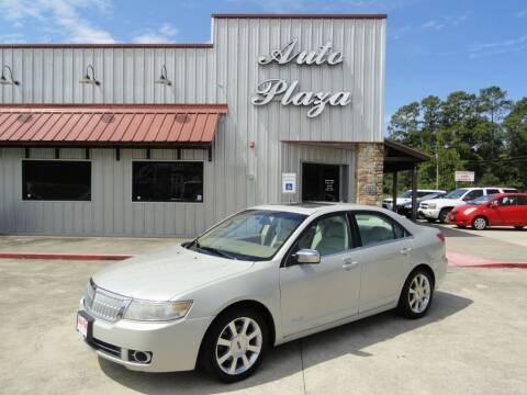 2008 Lincoln MKZ for sale at Grantz Auto Plaza LLC in Lumberton TX