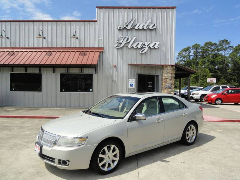 2008 Lincoln MKZ for sale at Grantz Auto Plaza LLC in Lumberton TX