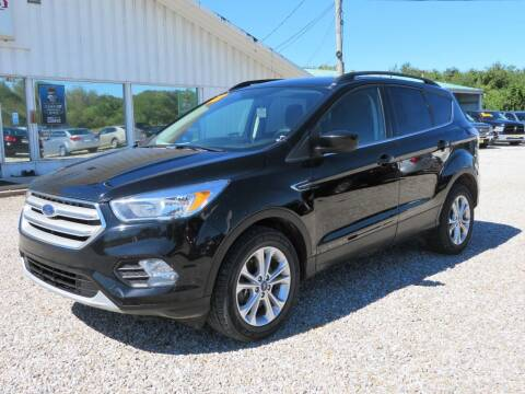 2018 Ford Escape for sale at Low Cost Cars in Circleville OH