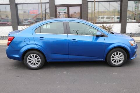 2018 Chevrolet Sonic for sale at Ultimate Auto Deals DBA Hernandez Auto Connection in Fort Wayne IN