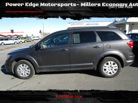 2016 Dodge Journey for sale at Power Edge Motorsports- Millers Economy Auto in Redmond OR
