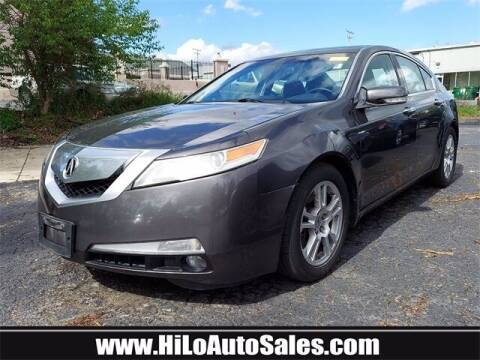 2009 Acura TL for sale at Hi-Lo Auto Sales in Frederick MD