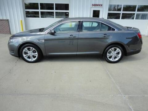 2016 Ford Taurus for sale at Quality Motors Inc in Vermillion SD