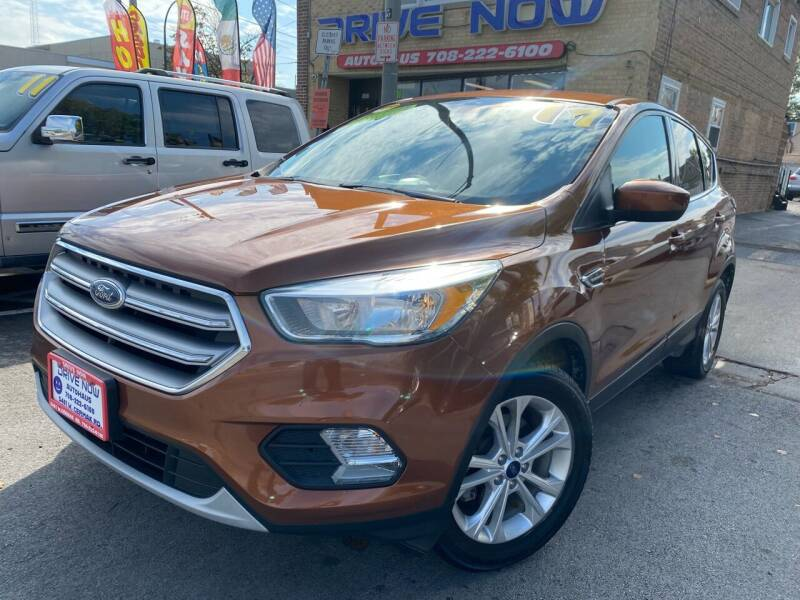 2017 Ford Escape for sale at Drive Now Autohaus in Cicero IL