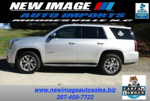 2015 GMC Yukon for sale at New Image Auto Imports Inc in Mooresville NC