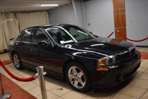 2002 Lincoln LS for sale at Adams Auto Group Inc. in Charlotte NC