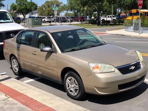 2007 Chevrolet Malibu for sale at Carlando in Lakeland FL