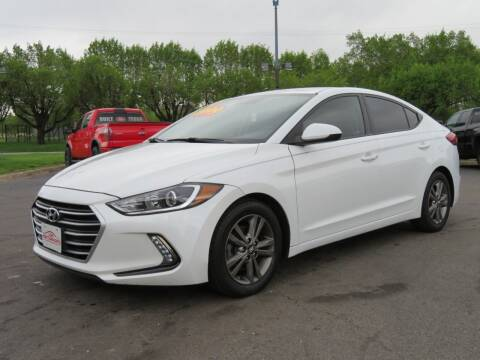 2017 Hyundai Elantra for sale at Low Cost Cars North in Whitehall OH