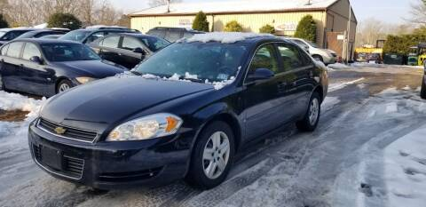 2008 Chevrolet Impala for sale at Central Jersey Auto Trading in Jackson NJ