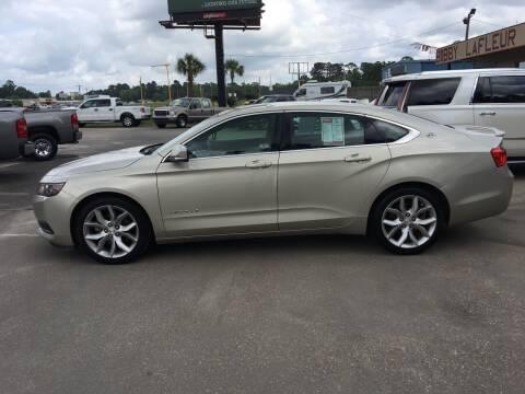 2014 Chevrolet Impala for sale at Bobby Lafleur Auto Sales in Lake Charles LA