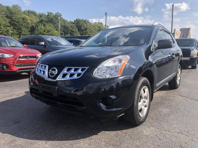 2011 Nissan Rogue for sale at Instant Auto Sales in Chillicothe OH